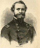line drawing of General George H. Thomas