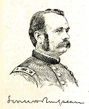 line drawing of General Lovell H. Rousseau
